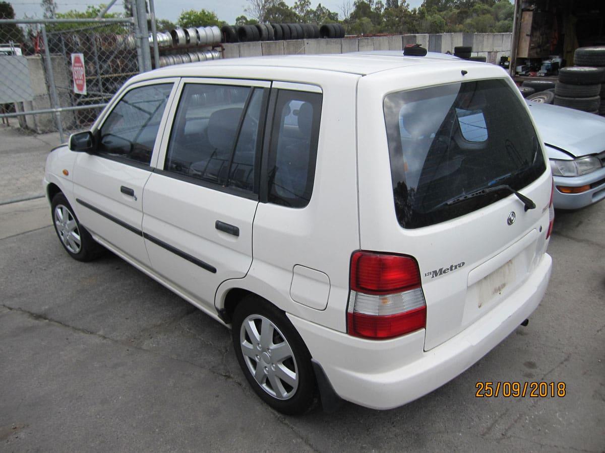 1997 MAZDA 121 METRO – VN 18061 Wrecking Parts Brisbane