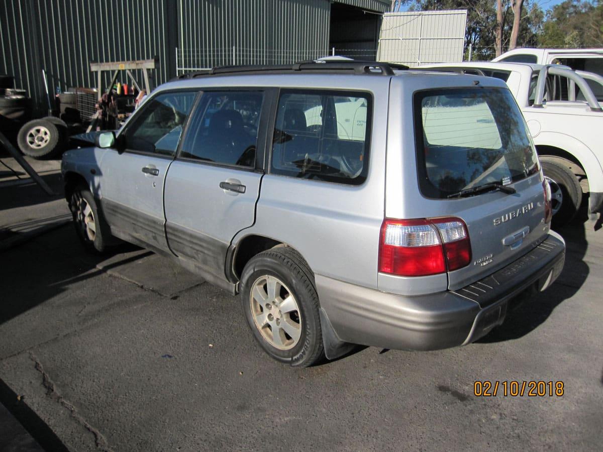 2001 SUBARU FORRESTOR – VN 18068 Wrecking Parts Brisbane