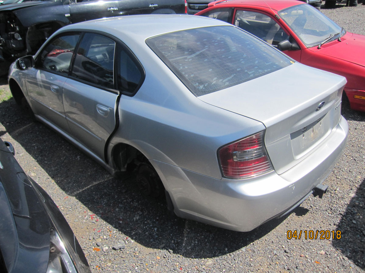 2005 SUBARU LIBERTY – VN 18041 Wrecking Parts Brisbane